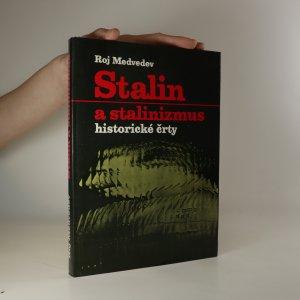 náhled knihy - Stalin a stalinismus. Historické črty