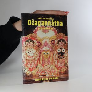náhled knihy - Džagannátha prija nátakam
