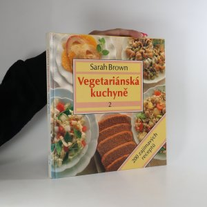 náhled knihy - Vegetariánská kuchyně 2