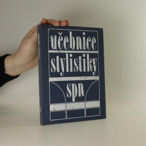 náhled knihy - Učebnice stylistiky