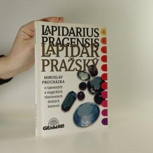 náhled knihy - Lapidář pražský