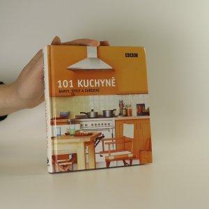 náhled knihy - 101 kuchyně. Barvy, styly a zařízení