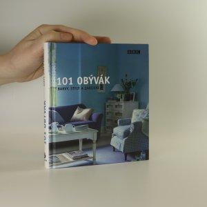 náhled knihy - 101 obývák. Barvy, styly a zařízení