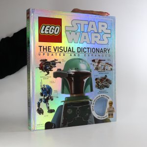 náhled knihy - LEGO Star Wars. Visual Dictionary New Edition. Updated and expanded (bez figurky)