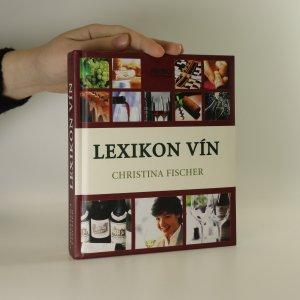 náhled knihy - Lexikon vín