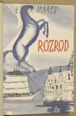 náhled knihy - Rozrod : román