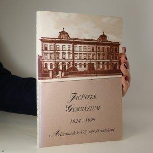 náhled knihy - Jičínské gymnázium 1624-1999