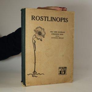 náhled knihy - Rostlinopis pro nižší oddělení středních škol