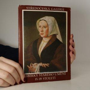 náhled knihy - Sbírky starého umění 15.-19. století