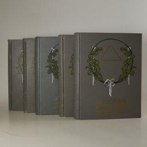 náhled knihy - 5x Jan Neruda (5 svazků, viz poznámka)