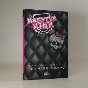 náhled knihy - Monster High. S příšerami v jedné lavici
