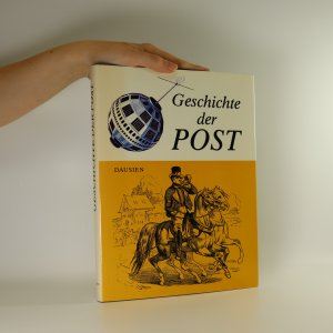 náhled knihy - Geschichte der Post