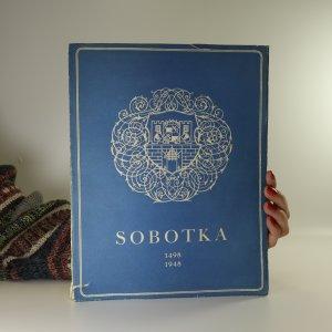 náhled knihy - Sobotka 1498-1948