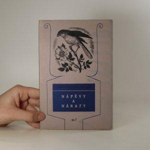 náhled knihy - Nápěvy a nárazy