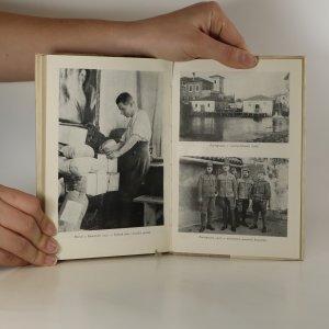 antikvární kniha Listy z fronty. Výbor korespondence 1915-1918., 1956
