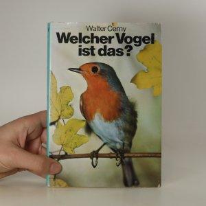 náhled knihy - Welcher Vogel ist das?
