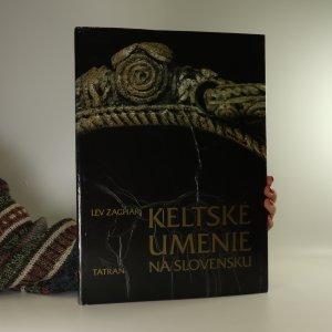 náhled knihy - Keltské umenie na Slovensku