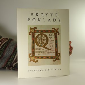 náhled knihy - Skryté poklady. Čtení pro bibliofila