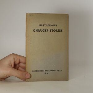 náhled knihy - Chaucer stories