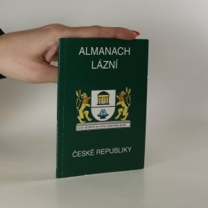 náhled knihy - Almanach lázní
