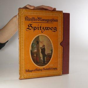 náhled knihy - Künstler-Monographien. Carl Spitzweg. Nr. 110 (Umělecké monografie)