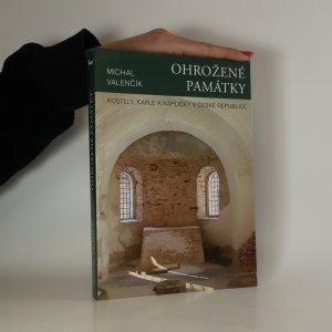 náhled knihy - Ohrožené památky. Kostely, kaple a kapličky v České republice