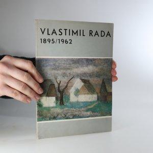 náhled knihy - Vlastimil Rada. 1895-1962