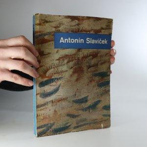 náhled knihy - Antonín Slavíček. 1870-1910