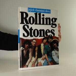 náhled knihy - Rolling Stones jejich vlastními slovy