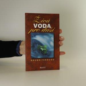 náhled knihy - Živá voda pro duši