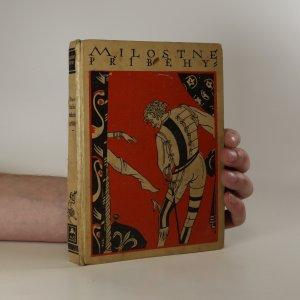 náhled knihy - Milostné příběhy
