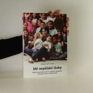 náhled knihy - Mé nepálské lásky (podpis autorky)
