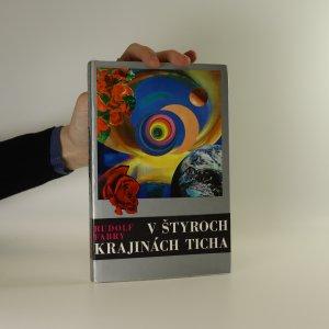 náhled knihy - V štyroch krajinách ticha