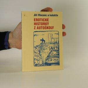 náhled knihy - Erotické historky z autoškoly (věnování autora)