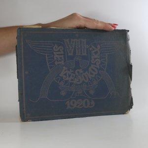 náhled knihy - VII. slet všesokolský v Praze 1920