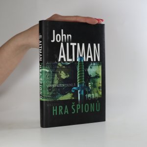 náhled knihy - Hra špionů