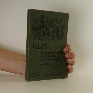 náhled knihy - Klíč k určování rostlin, vyskytujících se u nás nejčastěji