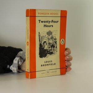 náhled knihy - Twenty-four hours