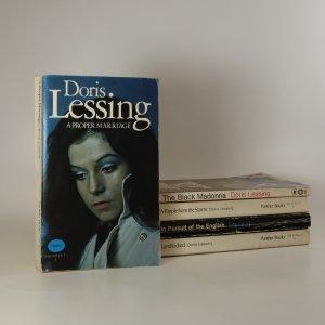 náhled knihy - 5 x Doris Lessing (viz foto a poznámka)