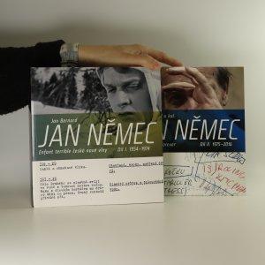 náhled knihy - Jan Němec. Enfant terrible české nové vlny. Enfant terrible forever (I. a II. díl)