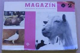 náhled knihy - Magazín chovatele drobného zvířectva. 2