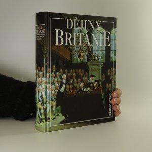 náhled knihy - Dějiny Británie