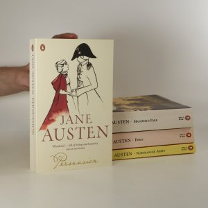 náhled knihy - 4 x Jane Austen (Mansfield Park, Emma, Northanger Abbey, Persuasions)