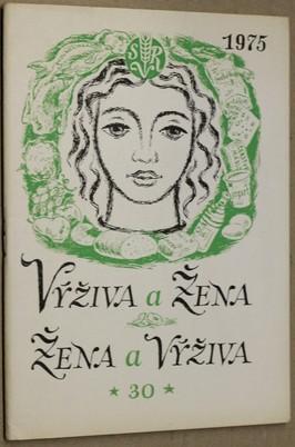 náhled knihy - Žena a výživa
