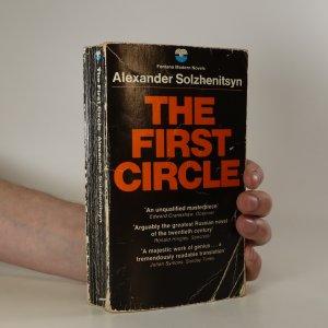 náhled knihy - The First Circle (kniha má zkosený hřbet)