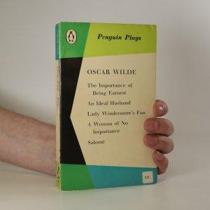 náhled knihy - Penguins Plays. Oscar Wilde (viz poznámka)