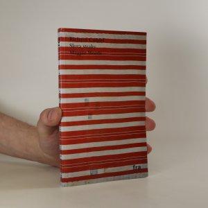 náhled knihy - Slova straky. Magpie Words