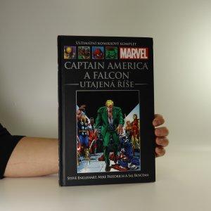 náhled knihy - Captain America a Falcon. Utajená říše