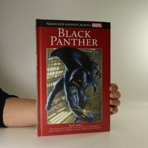 náhled knihy - Black panther (zabaleno)