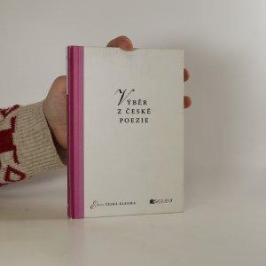 náhled knihy - Výběr z české poezie